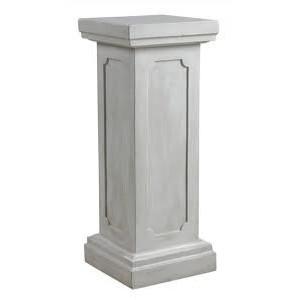 Sandstone Pedestal, 70 cm
