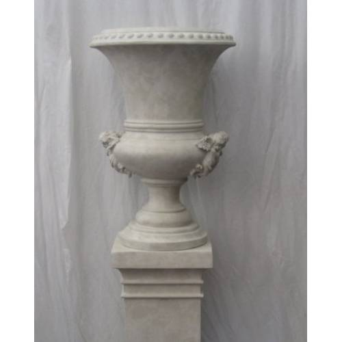 Sandstone Urn Large