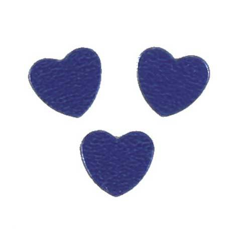 Scatter Confetti Heart Small Royal Blue