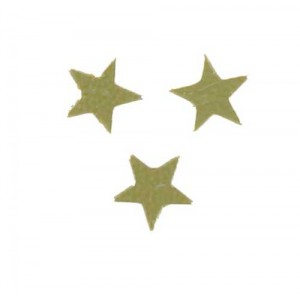 Scatter Confetti Star Small Gold