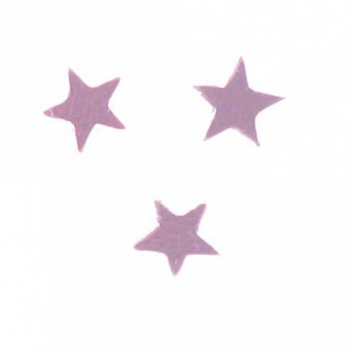 Scatter Confetti Star Small Pink