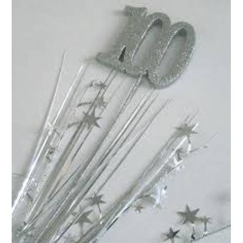 Spangle Spray 100 Silver