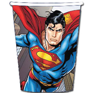 Superman Cups
