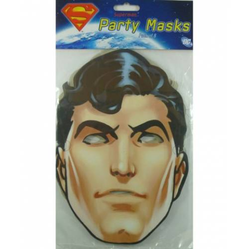 Superman Masks