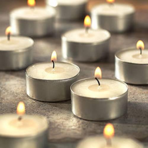 Tea Light Candles 4hr