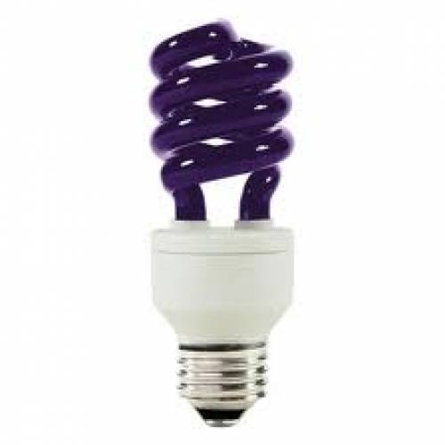 Uv Light Bulb Screw Connector Party Hire Weddings