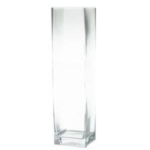 Vase, Rectangular 25cm