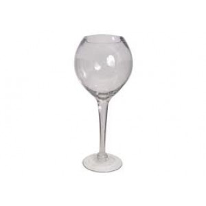 Vase, Wine Glass 40cm