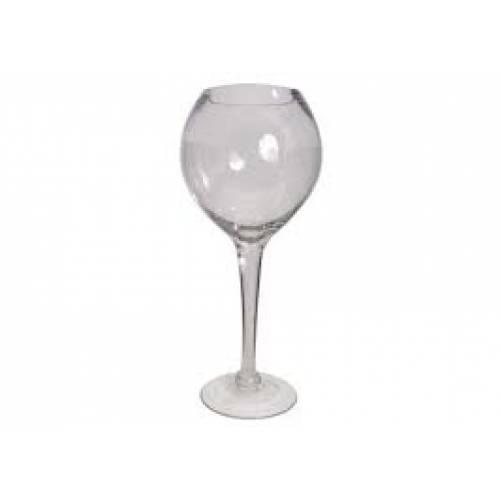 Vase, Wine Glass 40cm