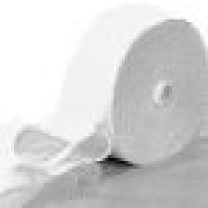 White Crepe Paper Streamer
