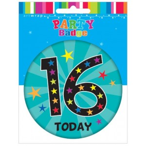 badge 16 today