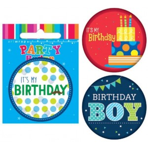 Badge Its My Birthday