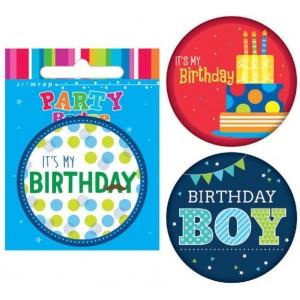 Badge Its My Birthday