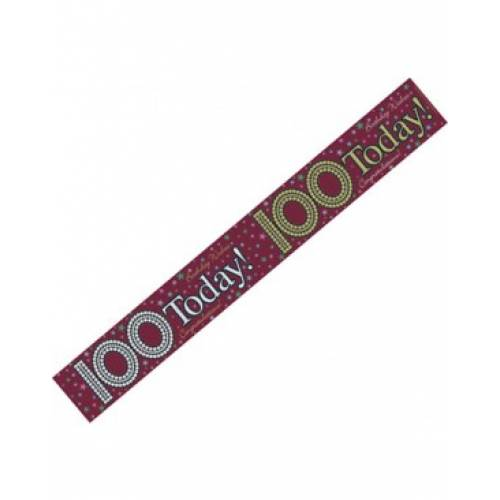 Banner 100 Today