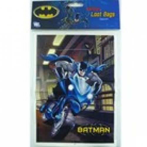 Batman Loot Bags