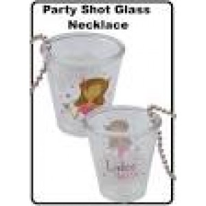 Bride To Be Beaded Shot Glass
