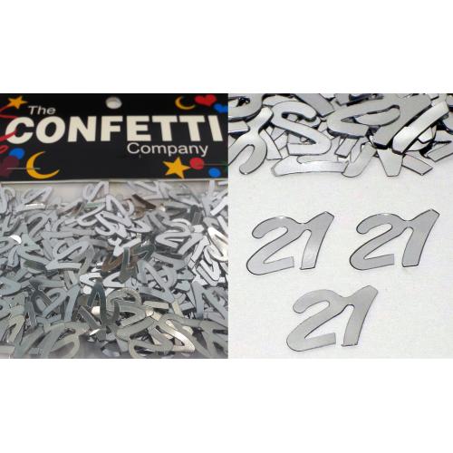 Scatter Confetti 21 Holographic