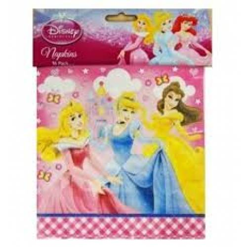 Disney Princess Napkins