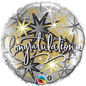Foil Balloon Congratulations