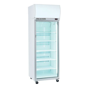 Single Door Fridge - 610L