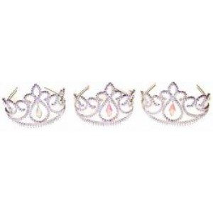 Bride To Be Tiara With Jewel