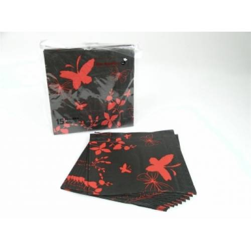 Paper Napkins Butterfly