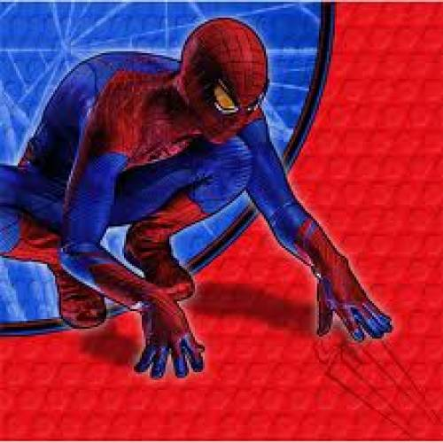 spiderman napkins