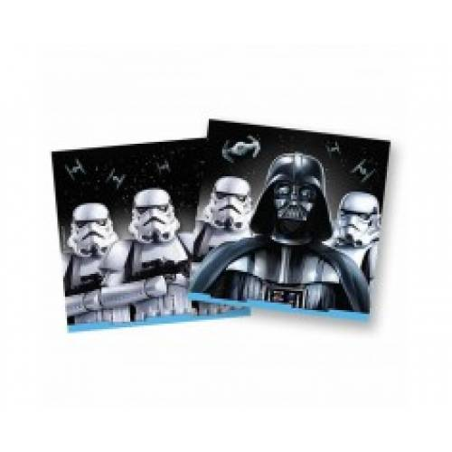 Star Wars Napkins 16pk