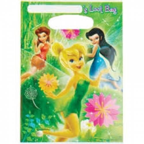 Disney Fairies Tinkerbell Lootbags
