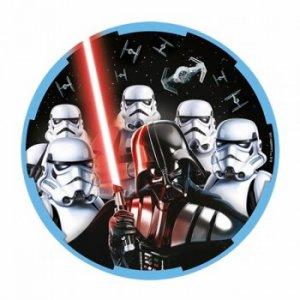 Star Wars Plate 8pk