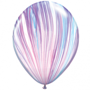 Balloon Single Fashion Marble