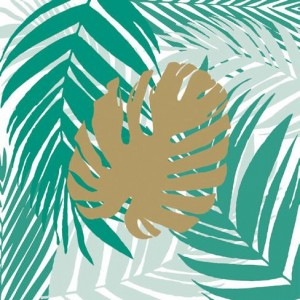 Tropical Napkins 10pk