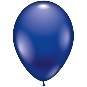 Balloon Single Ultramarine