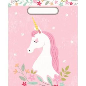 Unicorn Party Loot Bags 8pk