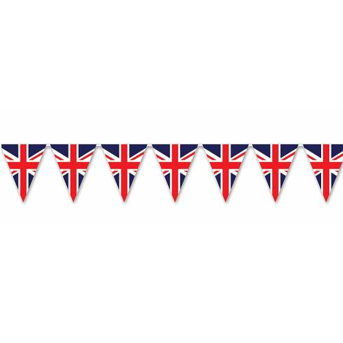 Bunting Flag Banner Union Jack