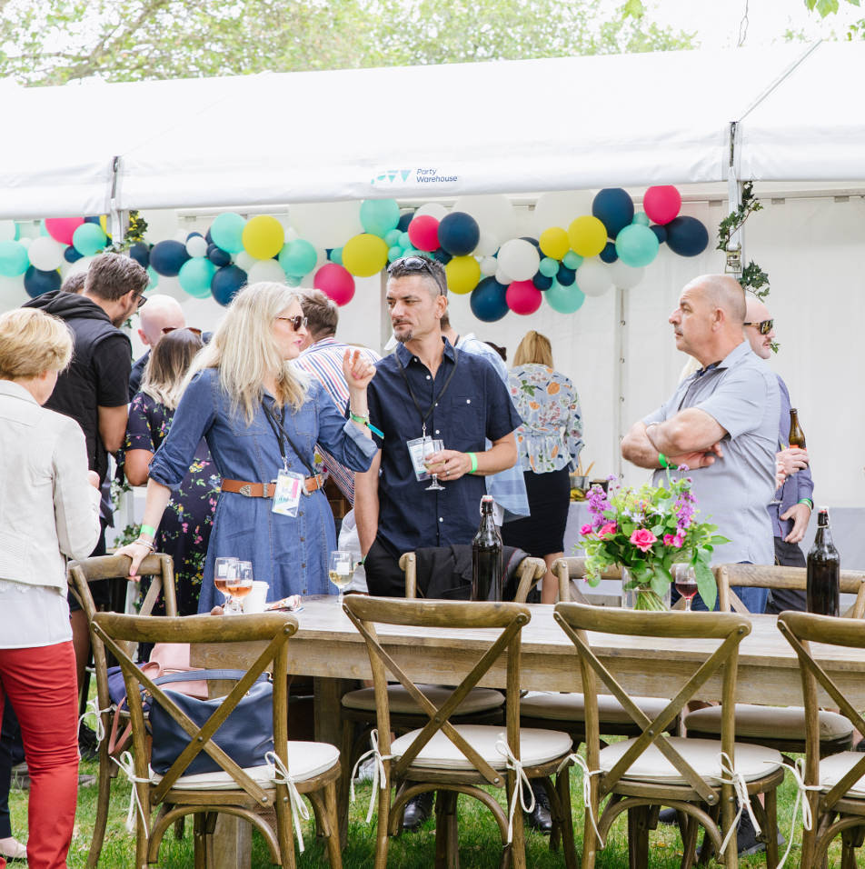 Marquee Hire for Corporate Events Is Party Warehouse's Specialty