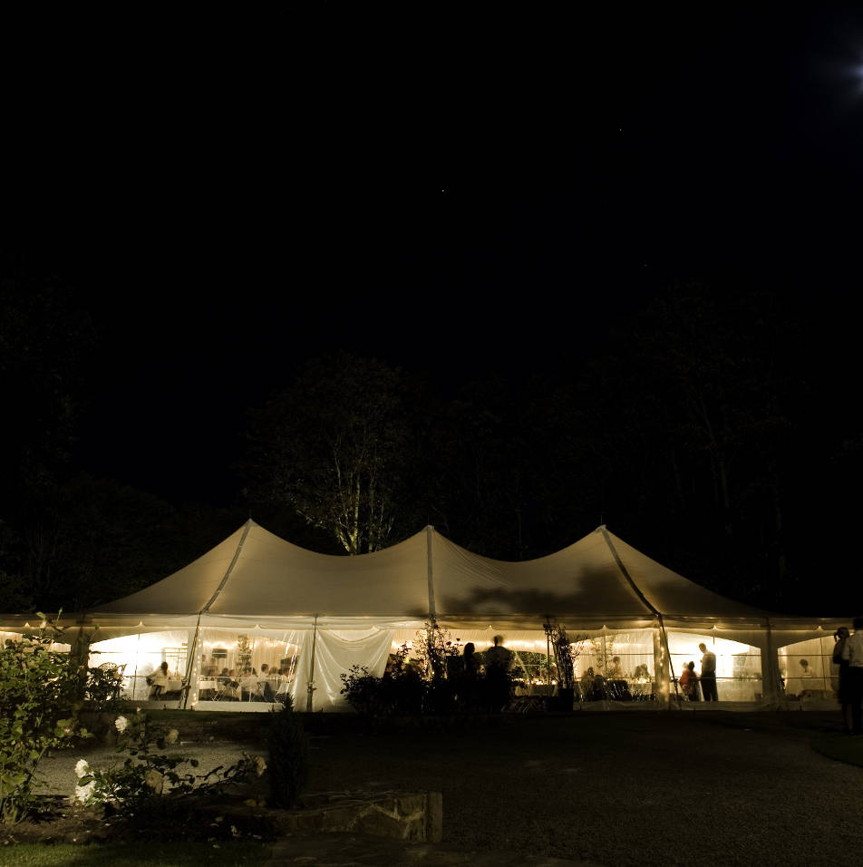 Marquee lighting systems for lighting up your marquee event or wedding
