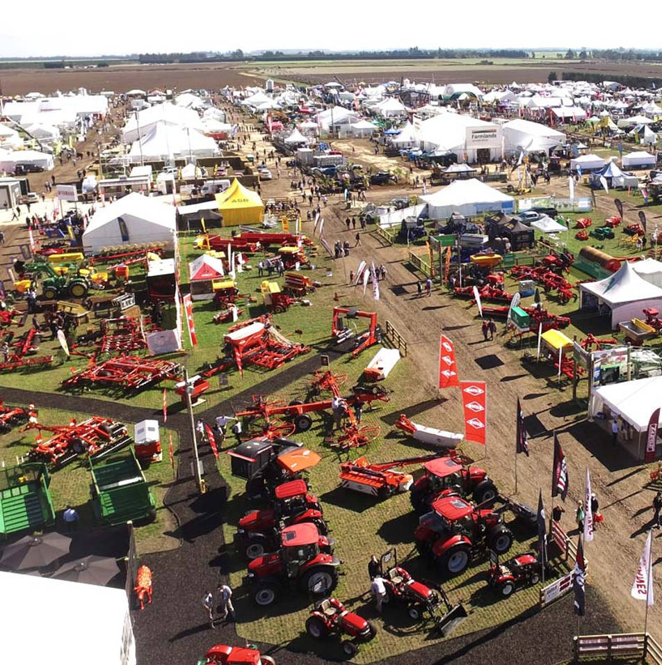 Party Warehouse at the South Island Field Days Event