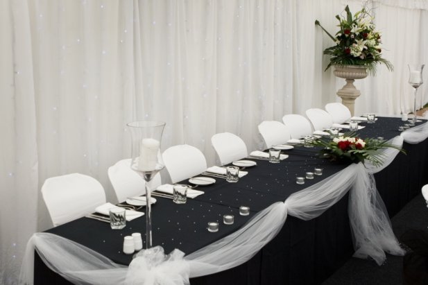 Bridal Tables Hire