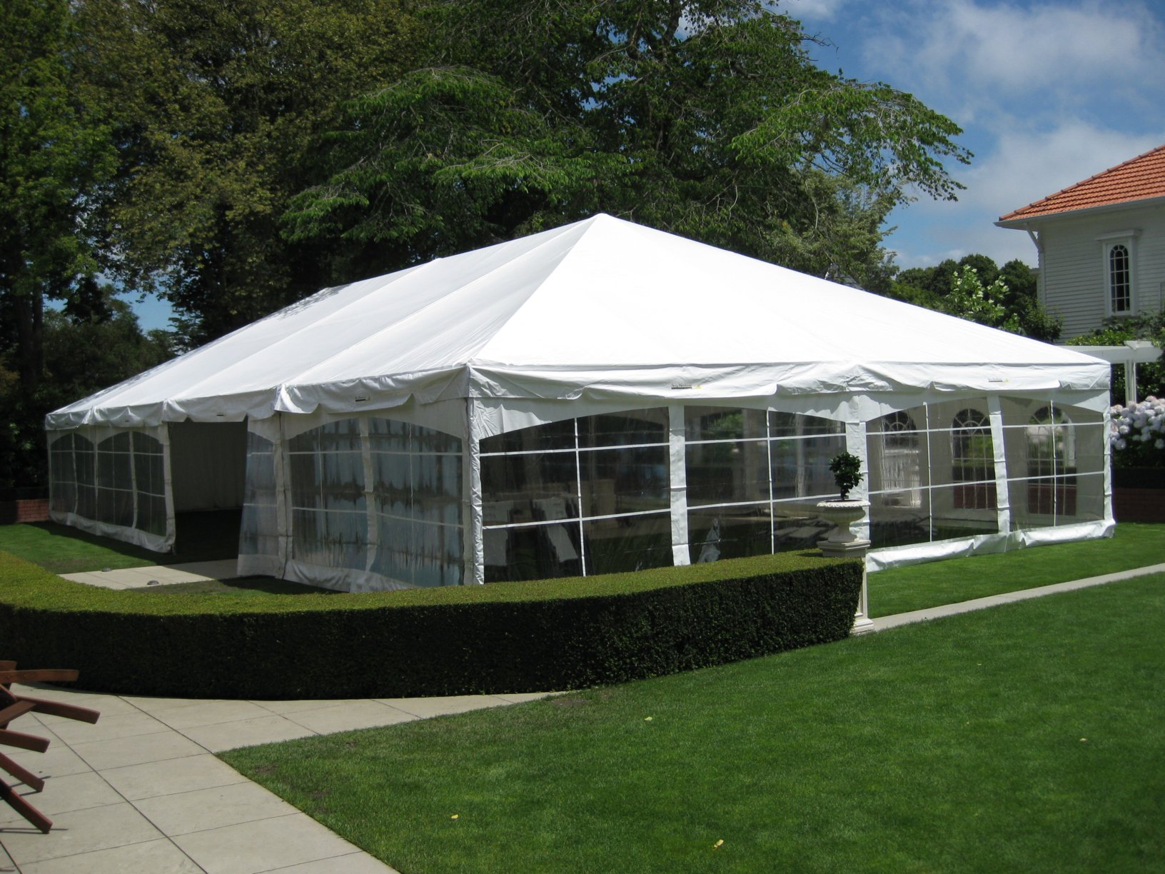 & 10m x 40m Marquee Hire | Marquee Hire Christchurch