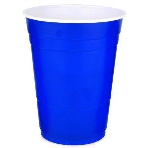 Plastic Carpet Cover >> Blue Cups | Buy Blue Plastic Party Cups Online