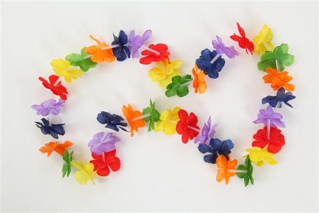 Hawaiian Flower Leis Partyshop Co Nz
