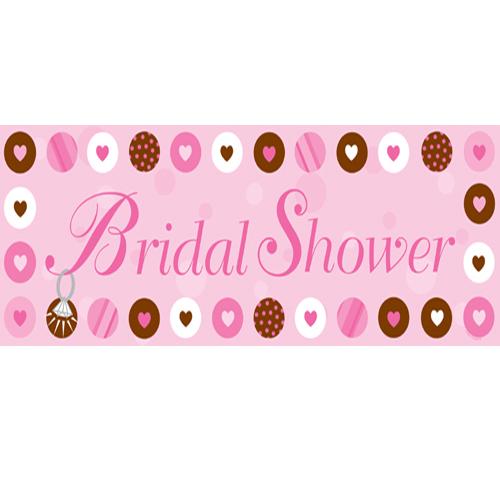 top hens night giant banner bridal shower partyshopconz oj02